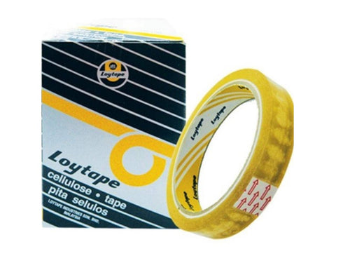 Loytape Cellulose Tape 18MM x 40M (Big)