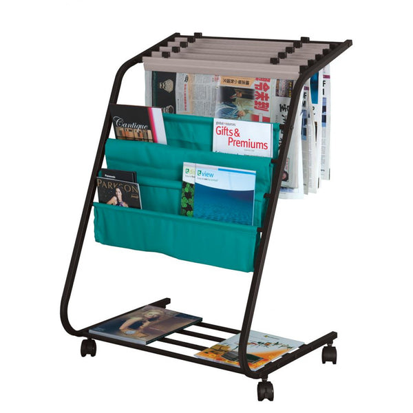Newspaper & Magazine Rack NEWS28