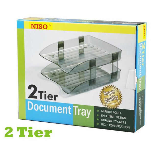 Niso 2-Tier Document Tray