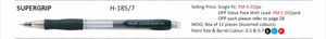 Pilot Super Grip Mechanical Pencil 0.5MM PLI-VP
