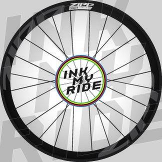 2021 ZIPP 303 DECALS KIT