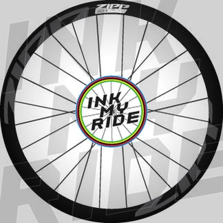2021 ZIPP 303 DISC DECALS KIT