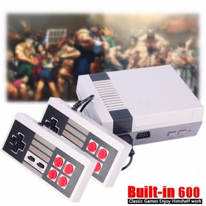 Retro Gaming Console (600 Pre-Installed Games + HDMI )