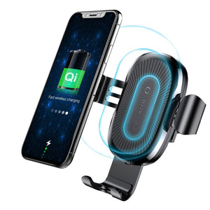 Smartphone Wireless Charger & Car Mount