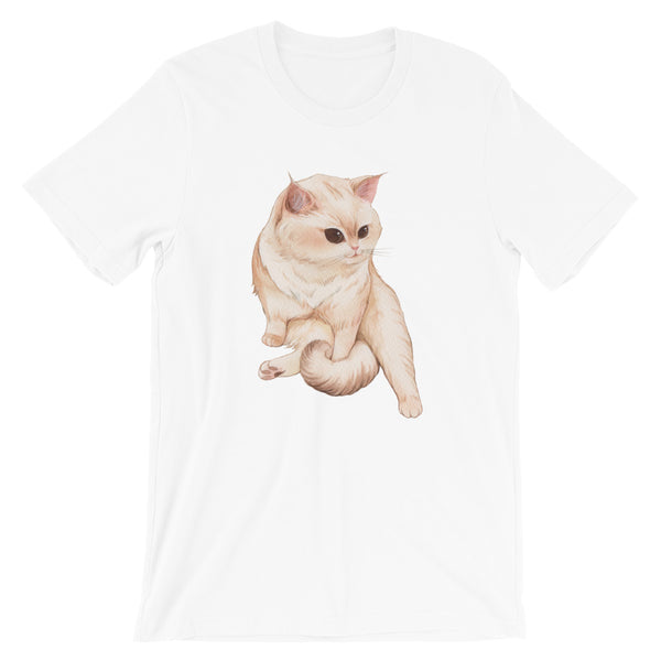 Short-Sleeve Unisex T-Shirt Ummy Cat 03