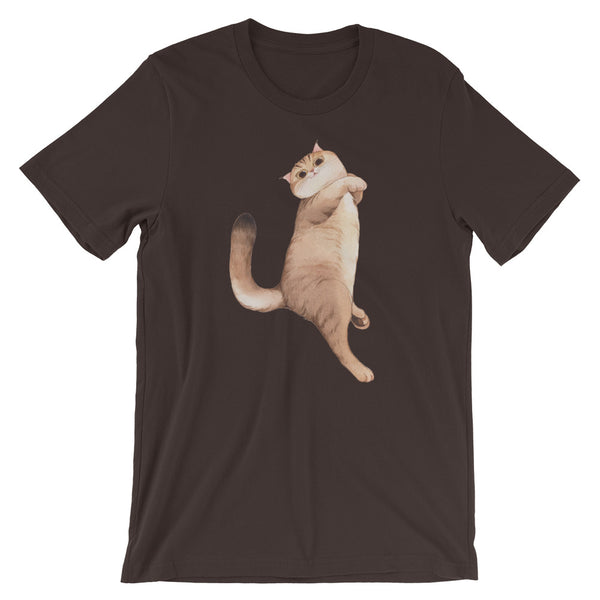 Short-Sleeve Unisex T-Shirt Kaidao Cat