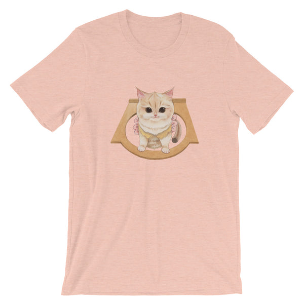 Short-Sleeve Unisex T-Shirt UMMY Cat