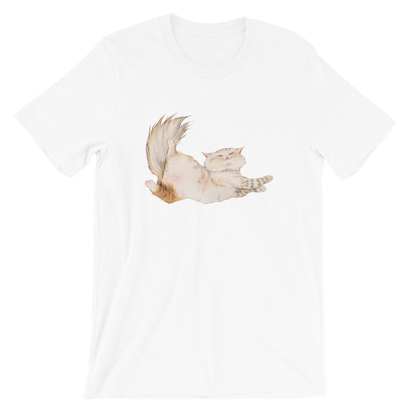 Short-Sleeve Unisex T-Shirt Phung Cat