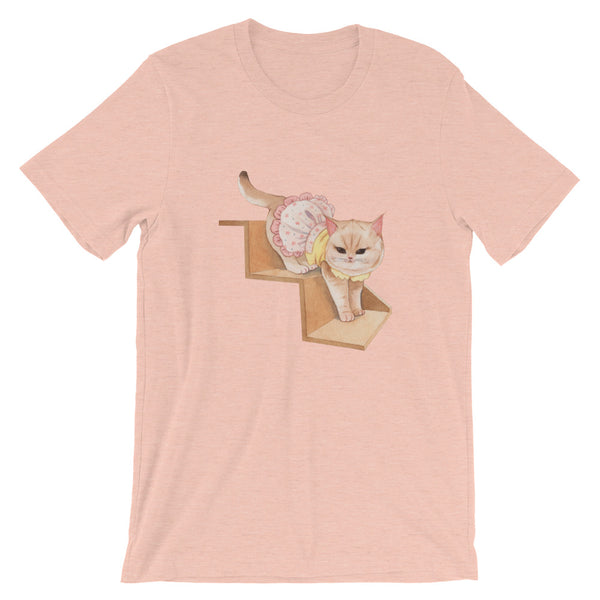 Short-Sleeve Unisex T-Shirt Ummy Cat 04