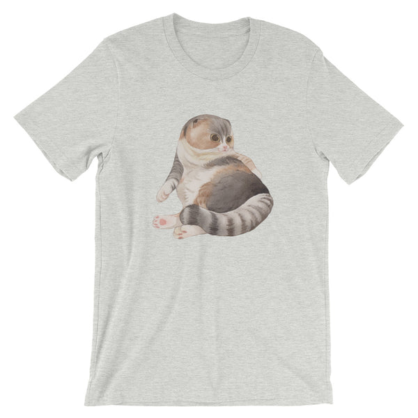 Short-Sleeve Unisex T-Shirt Keai Cat