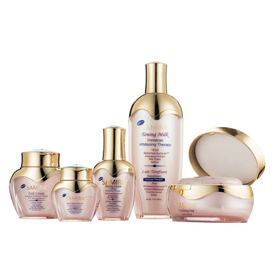 Samira Immense Whitening Set