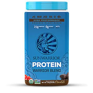 Warrior Blend Organic Chocolate Protein
