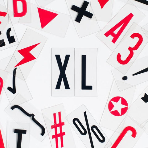 Extra Letter Pack (XL)