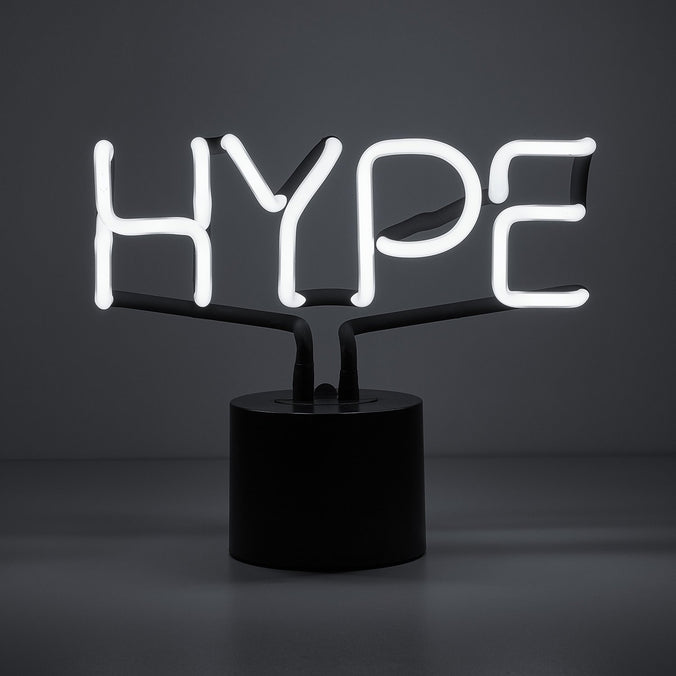 Hype Neon Light