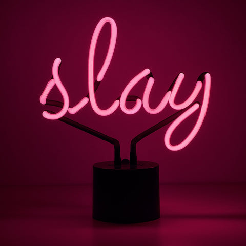 Slay Neon Desk Light