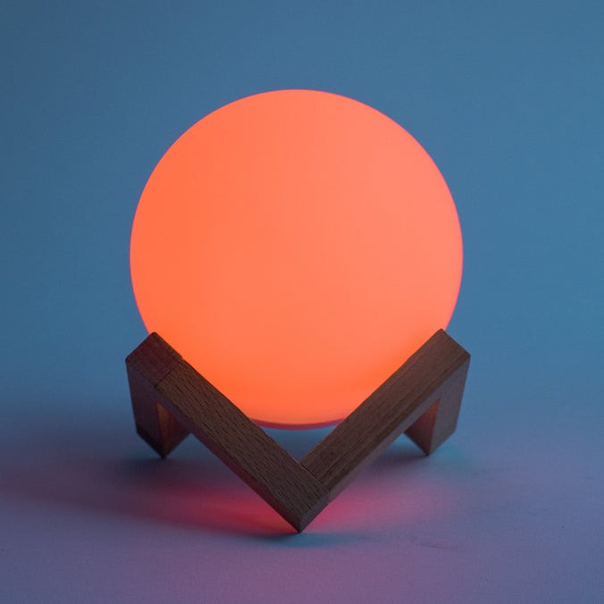 Colour Changing LED Orb Light