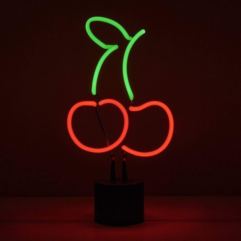 Cherries Neon Light - Neon
