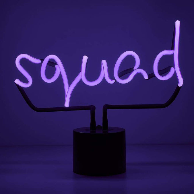 Squad Neon Light - Neon