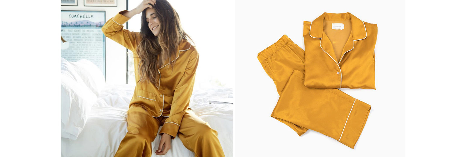 Yellow Pajamas - Francophile Inspiration