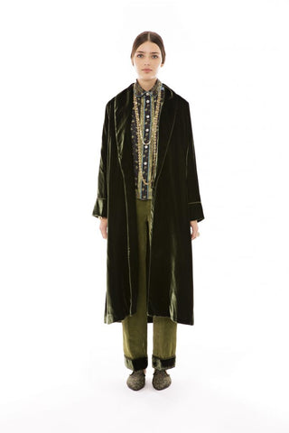 For Restless Sleepers Robe Coat