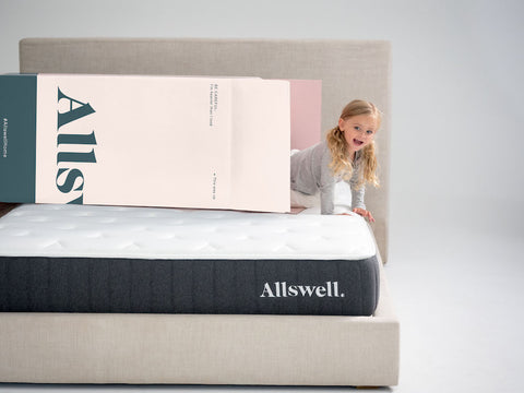 allswell mattress and allswell mattress box