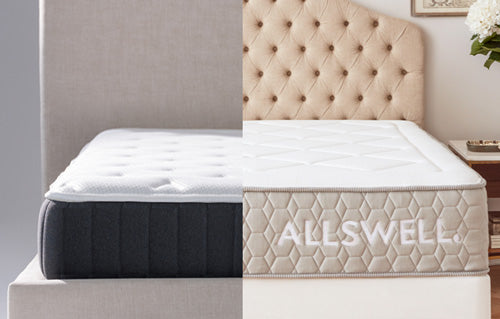 Compare our mattresses