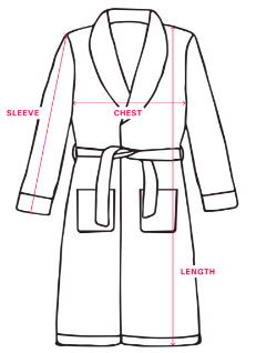 Robes sizes