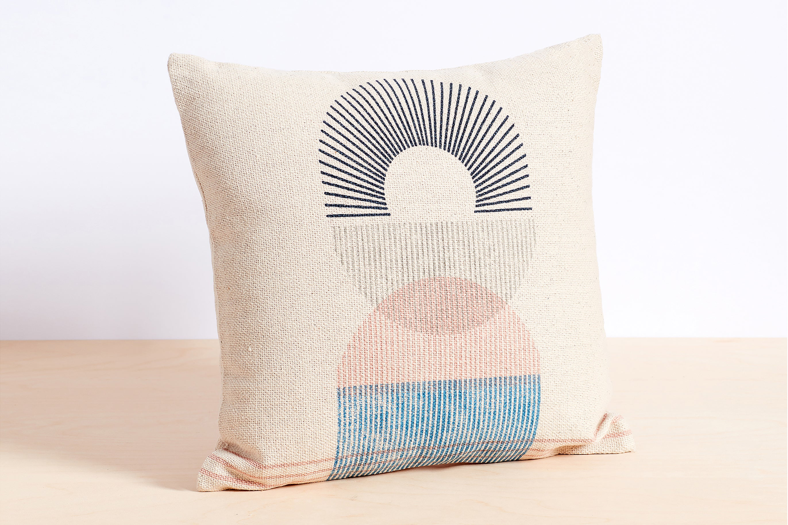 Sunrise Printed Pillow