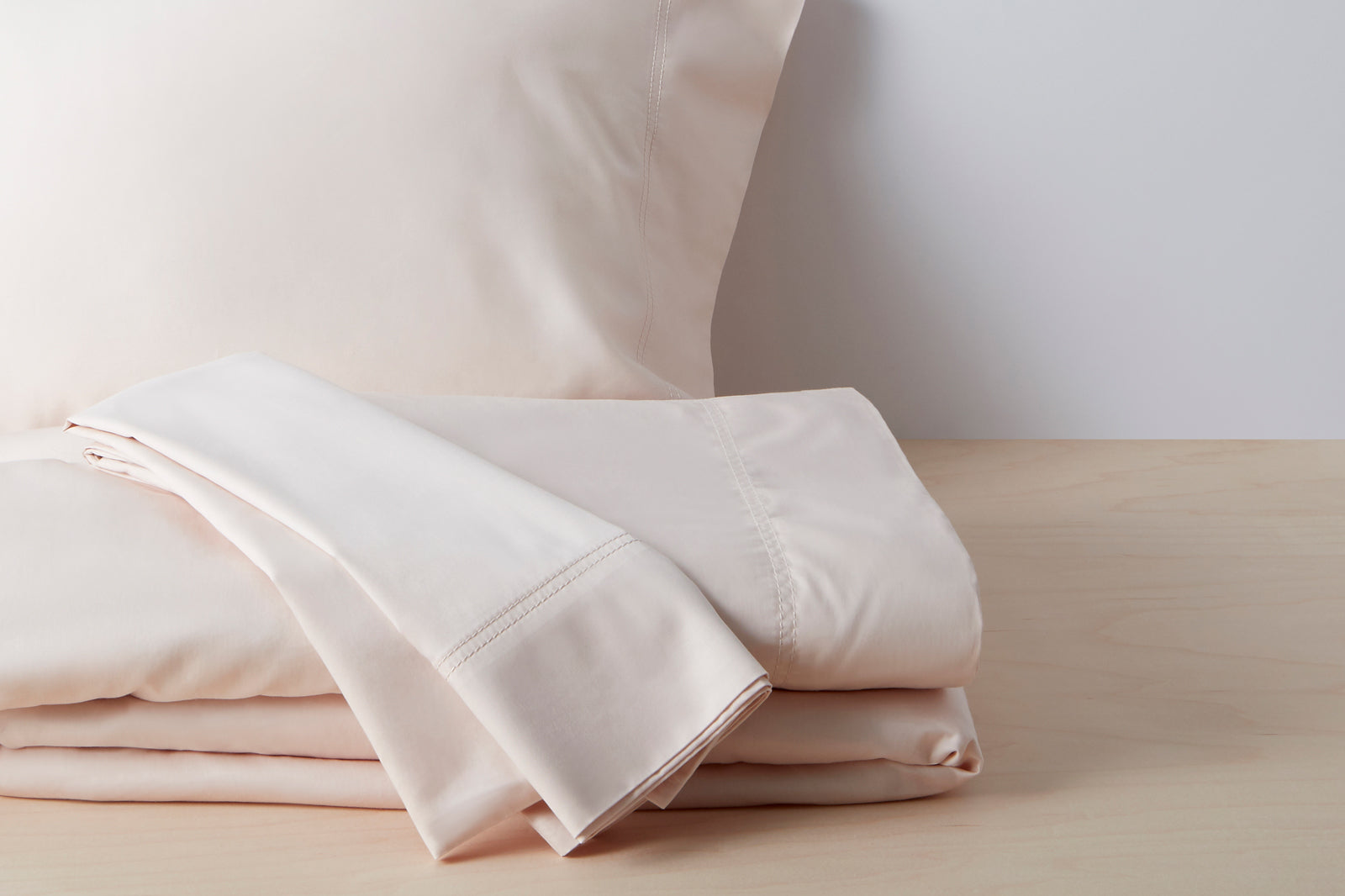 Organic Sateen Sheet Set