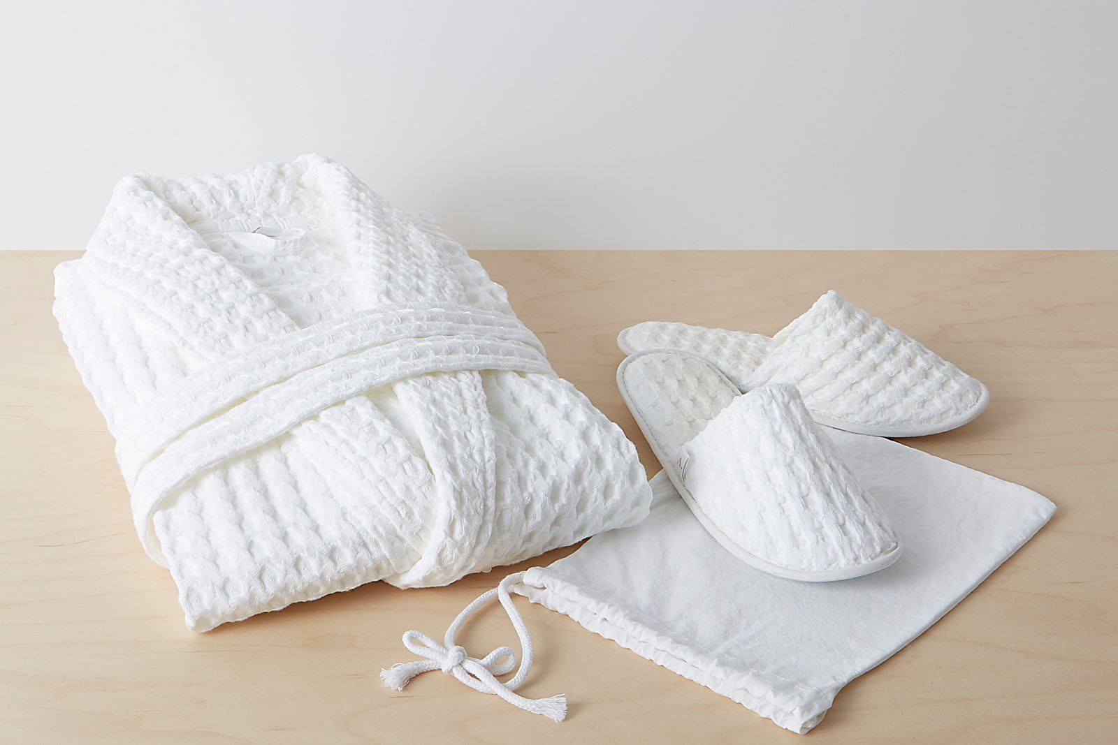 Spa Bundle; color: white