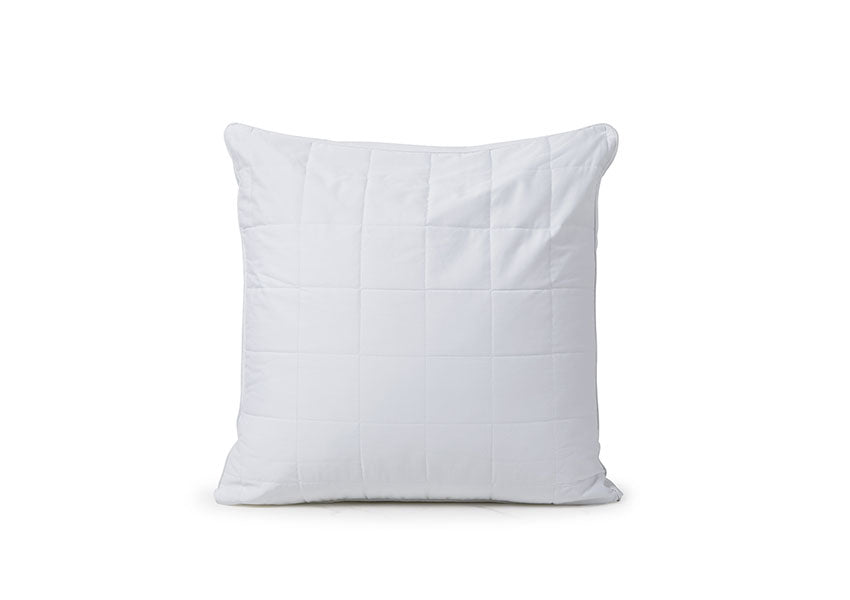 single white pillow