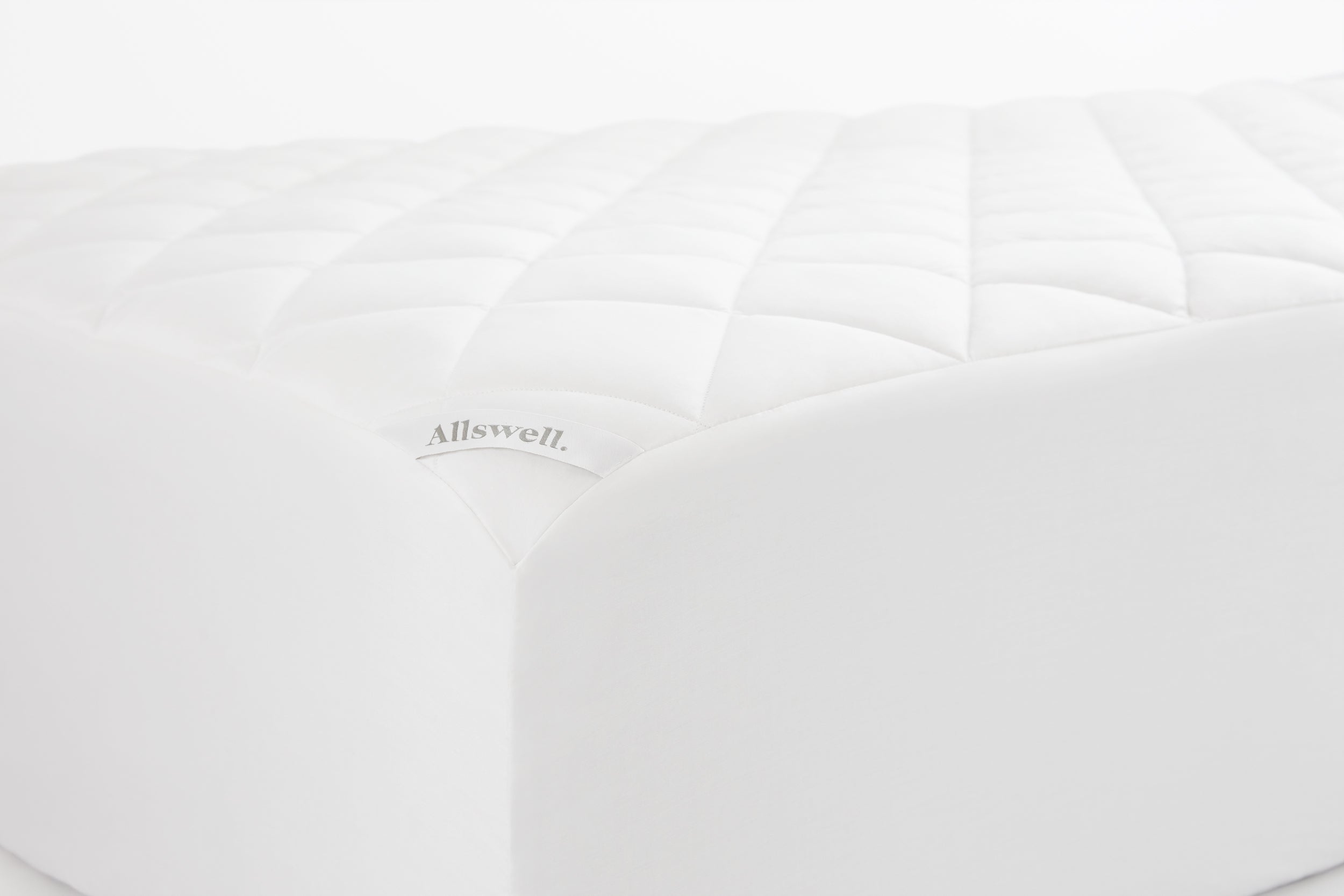 Down Alt Mattress Pad