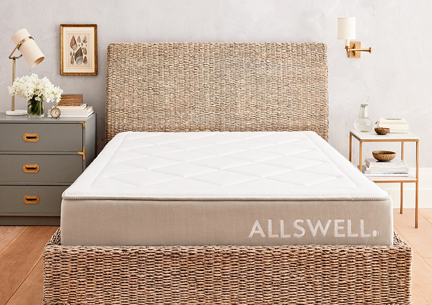 the luxe classic memory foam mattress allswell home - Memory Foam Mattress