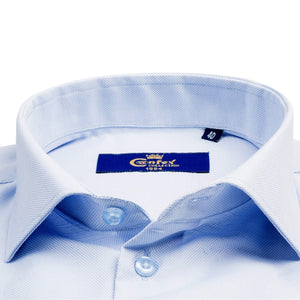 Cămașă Confex - Slim-Fit - Oxford Bleu