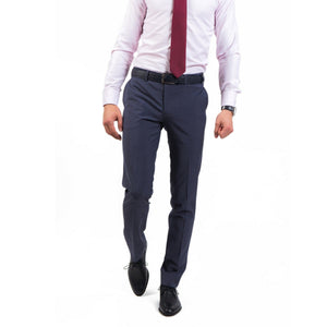 Pantaloni Confex - Slim-Fit - Royal Cut - Gri Antracit