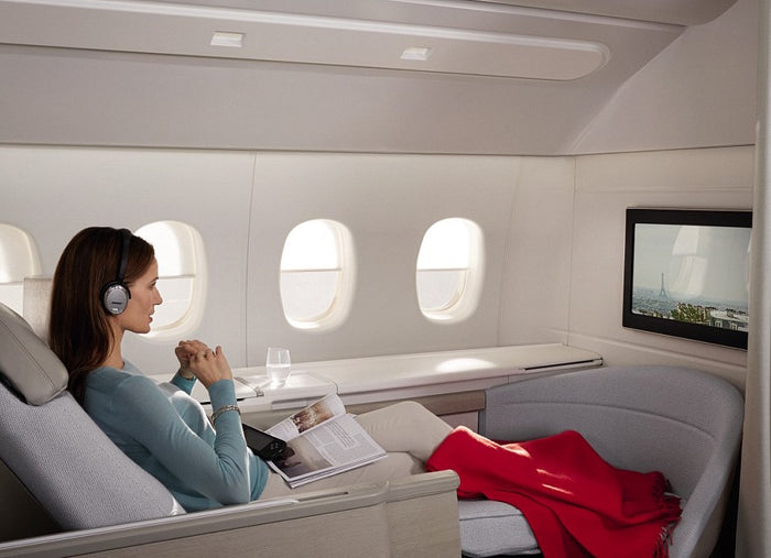 THE COST TO YOUR HEALTH: FLYING ECONOMY VS BUSINESS CLASS
