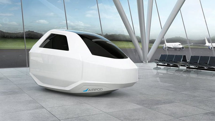 ONE PERSON SLEEPING 'PODS' COMING TO EUROPEAN AIRPORTS