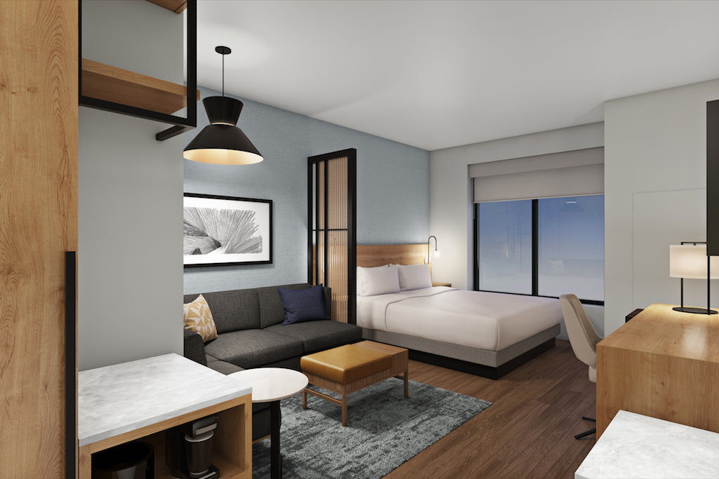 HYATT PLACE LAUNCHES NEW FEATURES CATERING TO BUSINESS TRAVELERS