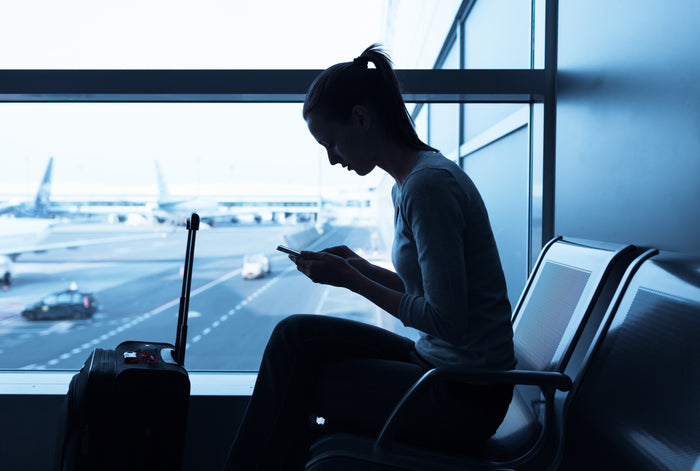 6 WAYS TO STAY PRODUCTIVE WHILE TRAVELING