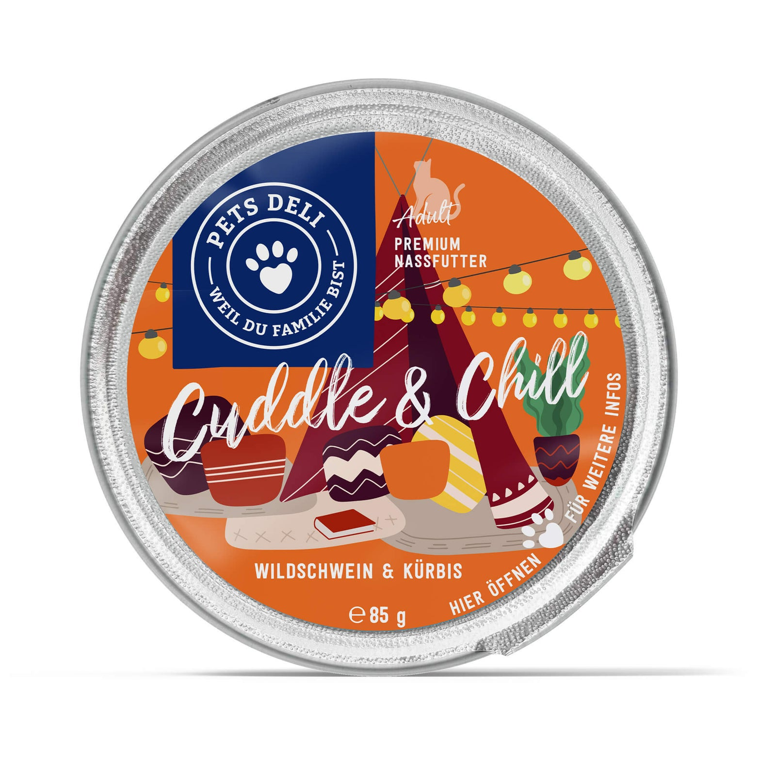"""Nassfutter """"Limited"""" Cuddle & Chill"""
