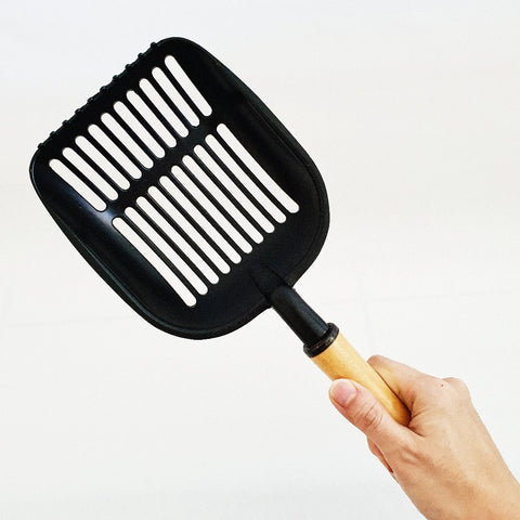 PottyScoop - JUMBO Cat Litter Scoop - Pottycats
