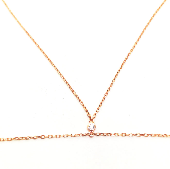 Timeless Rose Gold Bodychain