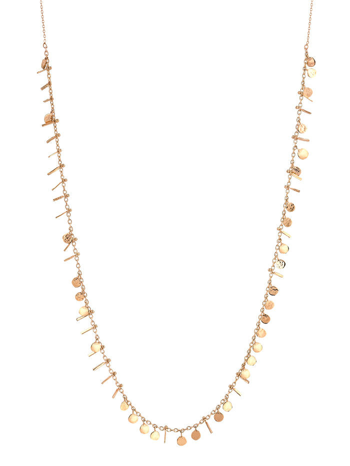 Kismet SeedTassel Necklace