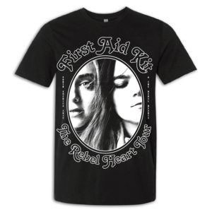 Rebel Hearts Tour T-shirt - First Aid Kit