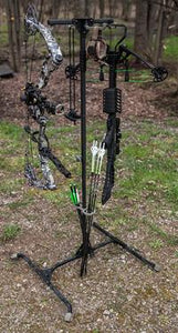 Hawk Quad Hook Bow Hanger