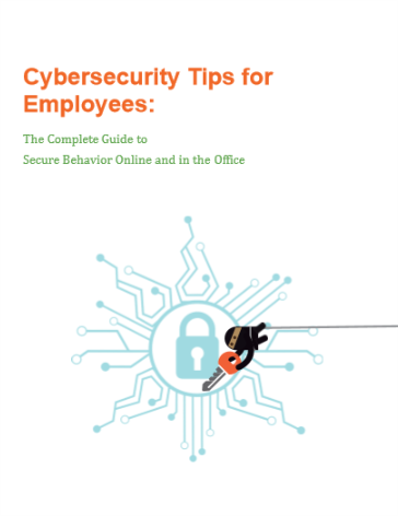 Cybersecurity Tips for Employees - ebook