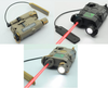 Red / IR Laser and Light Combo Aiming Module