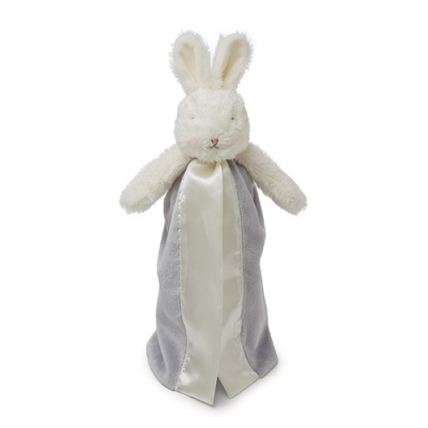 Bunnies By the Sea Infant Gray Bunny Bye Bye Buddy