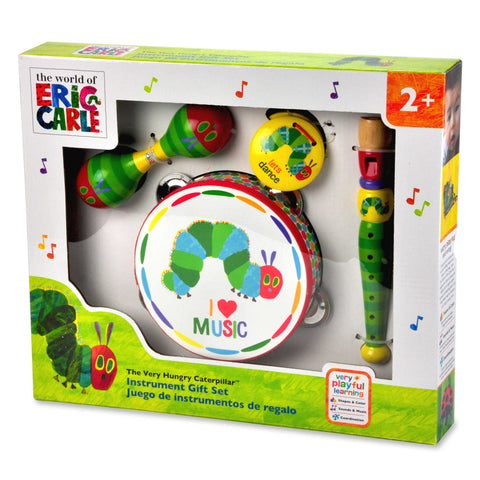 Eric Carle Instrument Gift Set