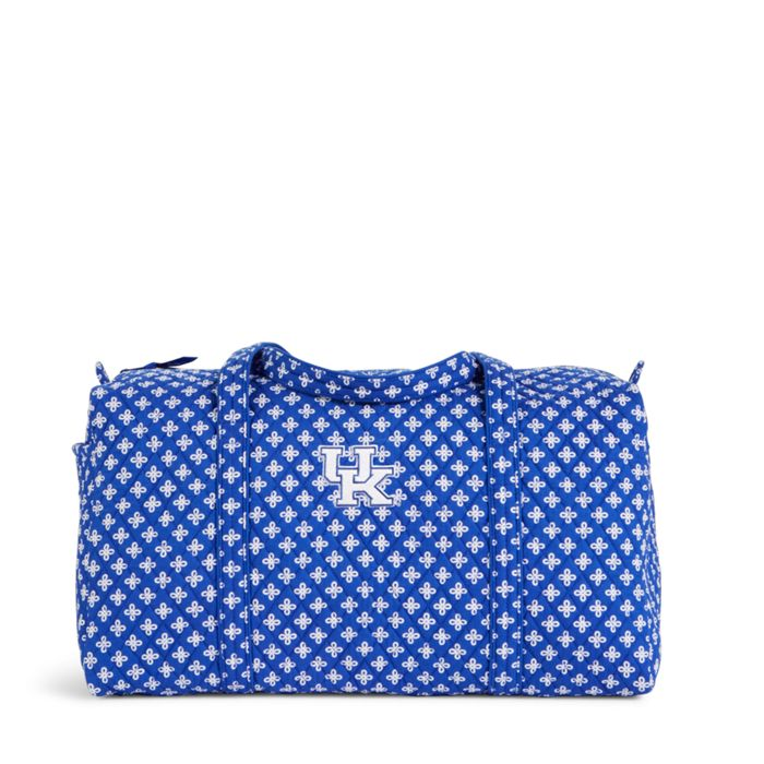 Vera Bradley Lg University of Kentucky Duffel